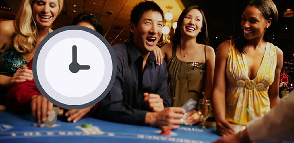 Eileen's Gambling Clock